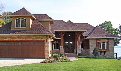 whole home remodeling, minnetonka mn exterior detail EDG