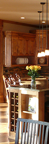 whole home remodeling, minnetonka mn dining room detail EDG