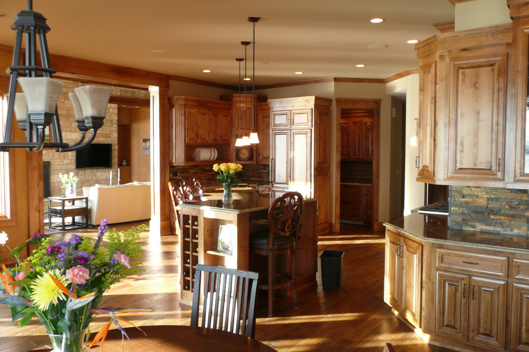 ... Whole HKitchen Remodel And Design By Excelsior Design Group. Can You  Picture Your Family In Kitchen ...