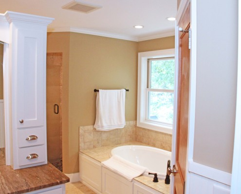 whole home remodeling, excelsior mn, master bathroom EDG