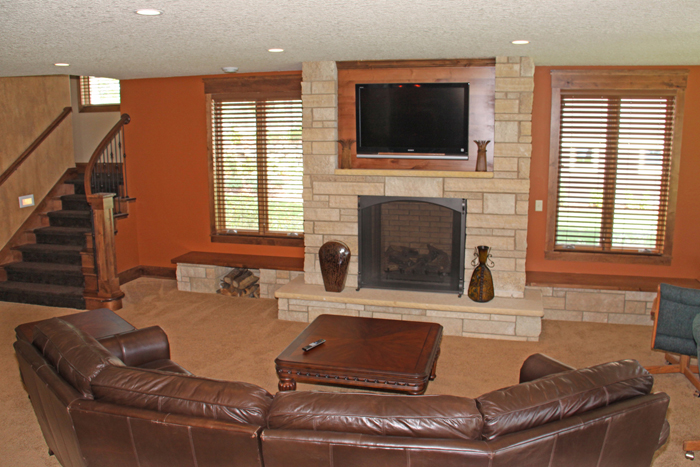 Basement Remodel Man Cave Carriage House And Lofts