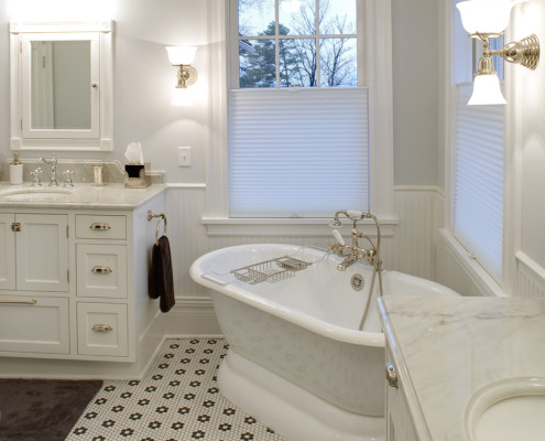 whole home remodeling, minnetonka beach mn, master bathroom EDG