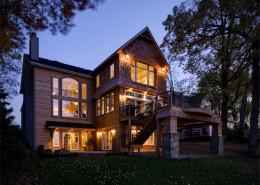 whole home remodeling, lake minnetonka mn exterior detail EDG