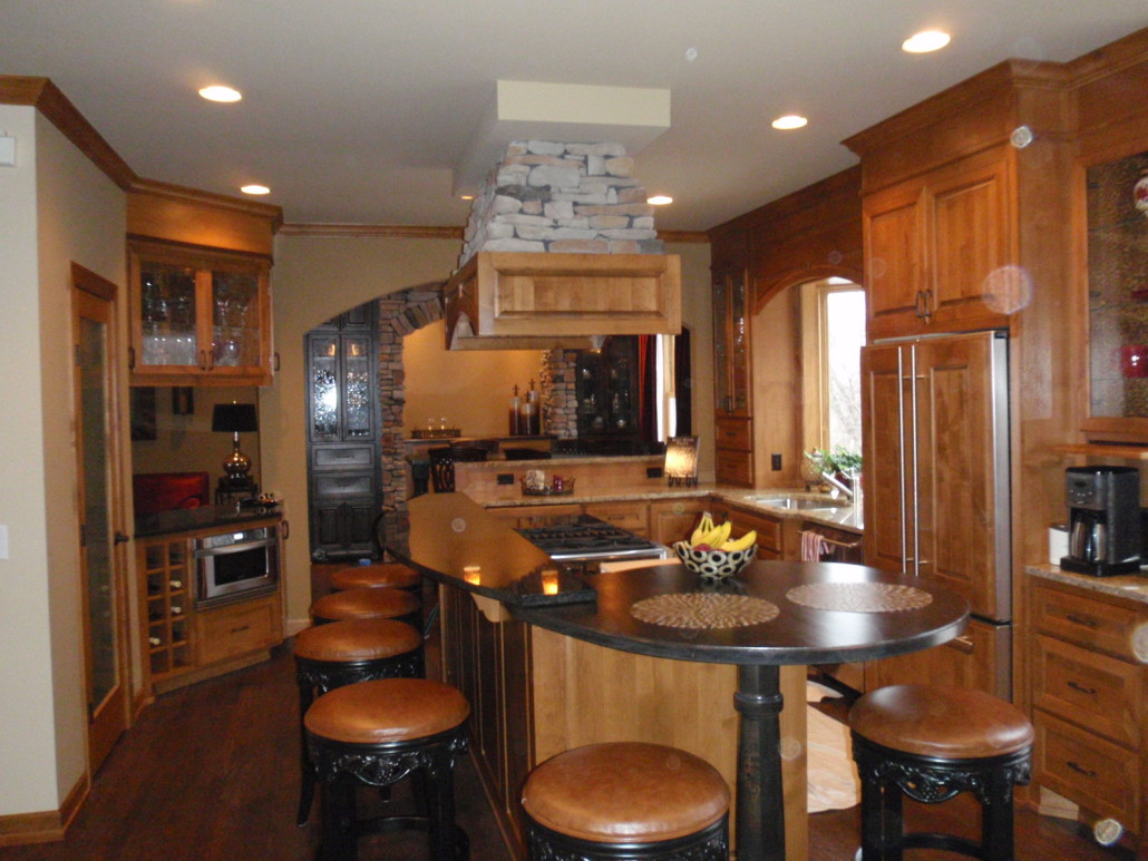 ... Kitchen Remodel And Design By Excelsior Design Group. Can You Picture  Your Family In A ...