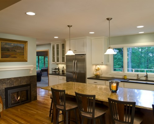 KitcheKitchen Remodel and Design by Excelsior Design Group. Can you picture your family in a new kitchen? WE CAN!n Remodel Minnetonka