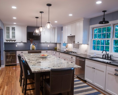 Kitchen Remodel and Design by Excelsior Design Group. Can you picture your family in a new kitchen? WE CAN!